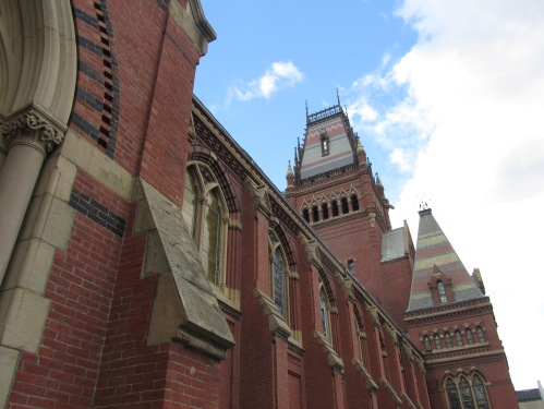 Annenberg Hall, Harvard